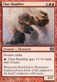 Char-Rumbler - Foil