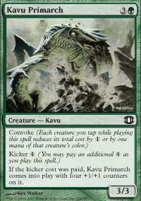 Kavu Primarch - Foil