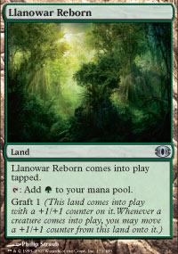 Llanowar Reborn - Foil