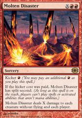 Molten Disaster - Foil