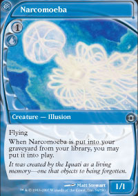 Narcomoeba - Foil