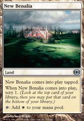 New Benalia - Foil