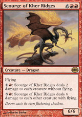 Scourge of Kher Ridges - Foil
