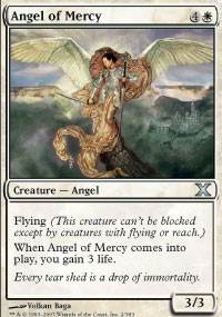 Angel of Mercy - Foil