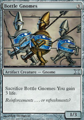 Bottle Gnomes - Foil
