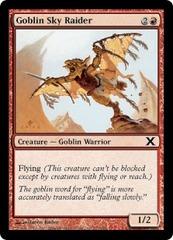 Goblin Sky Raider - Foil