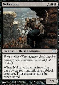Nekrataal - Foil