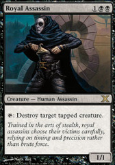 Royal Assassin - Foil
