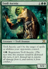 Troll Ascetic - Foil on Channel Fireball