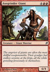 Axegrinder Giant - Foil
