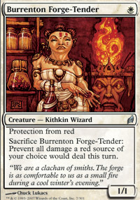 Burrenton Forge-Tender - Foil