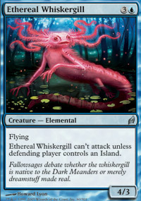 Ethereal Whiskergill - Foil