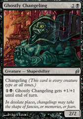 Ghostly Changeling - Foil