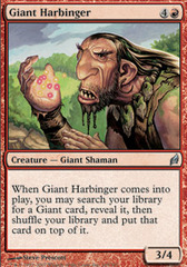 Giant Harbinger - Foil
