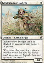 Goldmeadow Dodger - Foil
