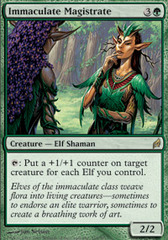 Immaculate Magistrate - Foil