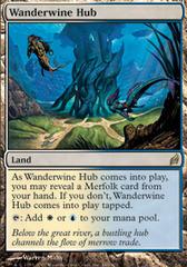 Wanderwine Hub - Foil