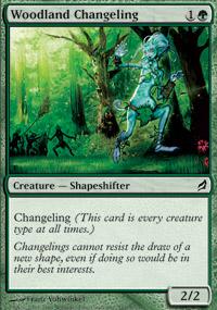 Woodland Changeling - Foil