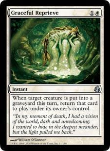 Graceful Reprieve - Foil