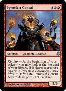 Pyroclast Consul - Foil