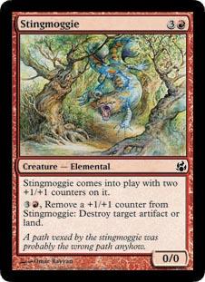 Stingmoggie - Foil