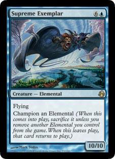 Supreme Exemplar - Foil