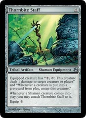 Thornbite Staff - Foil