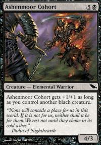 Ashenmoor Cohort - Foil