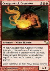 Cragganwick Cremator - Foil