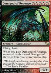 Demigod of Revenge - Foil
