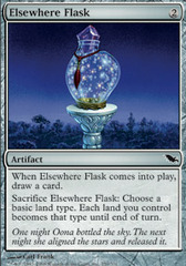 Elsewhere Flask - Foil