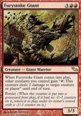 Furystoke Giant - Foil