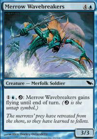 Merrow Wavebreakers - Foil