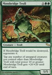 Mossbridge Troll - Foil