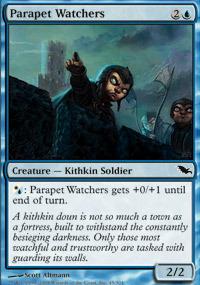 Parapet Watchers - Foil