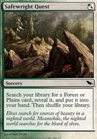 Safewright Quest - Foil