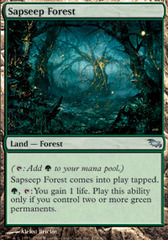 Sapseep Forest - Foil