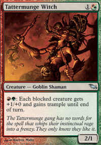 Tattermunge Witch - Foil