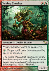Vexing Shusher - Foil