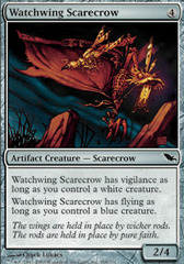 Watchwing Scarecrow - Foil