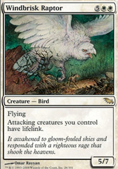 Windbrisk Raptor - Foil