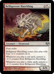 Belligerent Hatchling - Foil