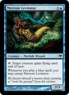 Merrow Levitator - Foil
