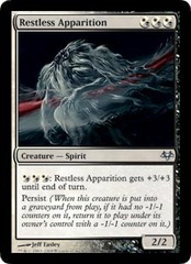 Restless Apparition - Foil