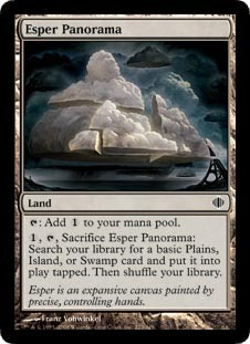 Esper Panorama - Foil