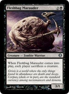 Fleshbag Marauder - Foil