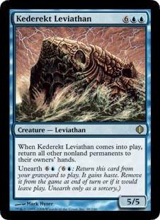 Kederekt Leviathan - Foil