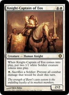 Knight-Captain of Eos - Foil
