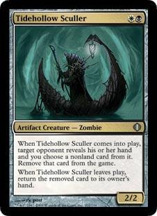 Tidehollow Sculler - Foil