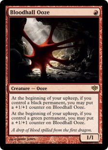 Bloodhall Ooze - Foil